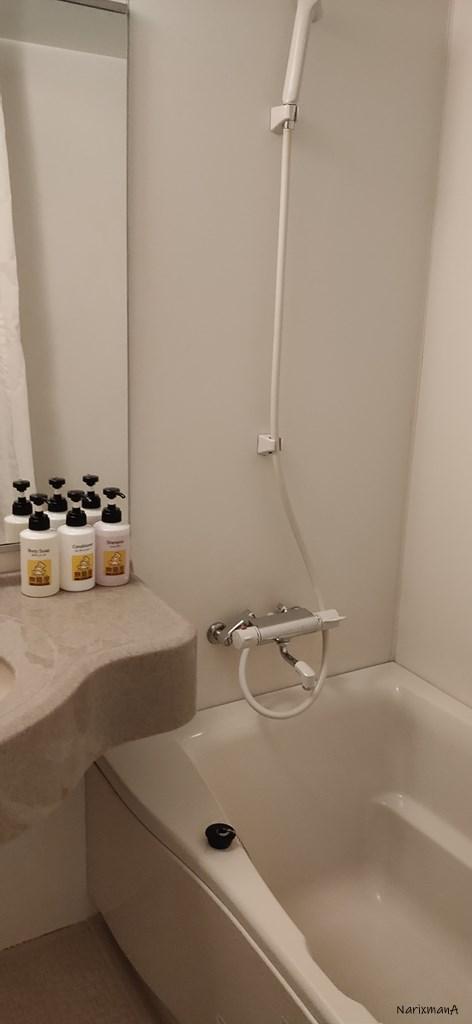 旅籠屋壇之浦店の浴槽設備