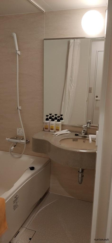 旅籠屋宮島店の浴室