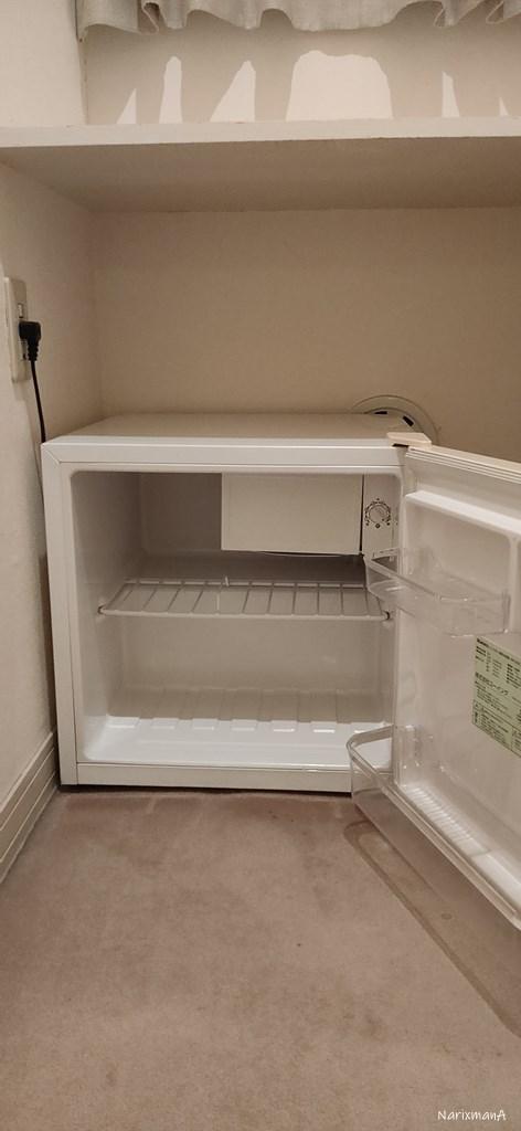 旅籠屋宮島店の室内冷蔵庫