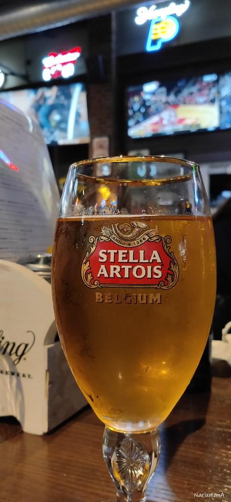 Ale Emporium 輸入ビール Stella Artois