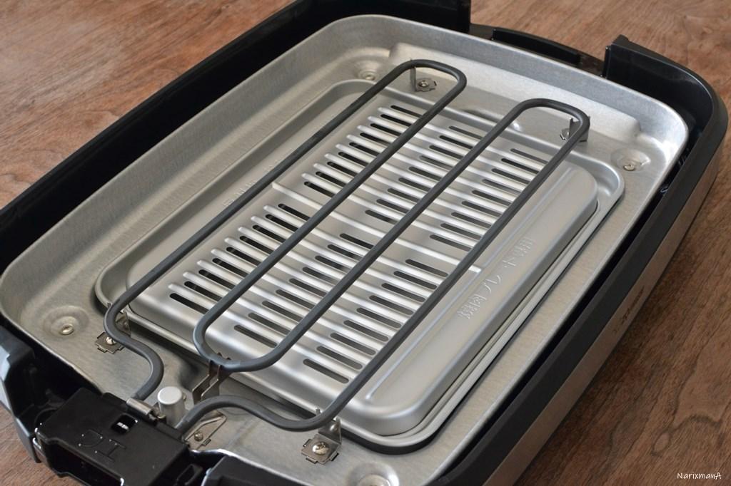 焼肉プレート専用の反射板